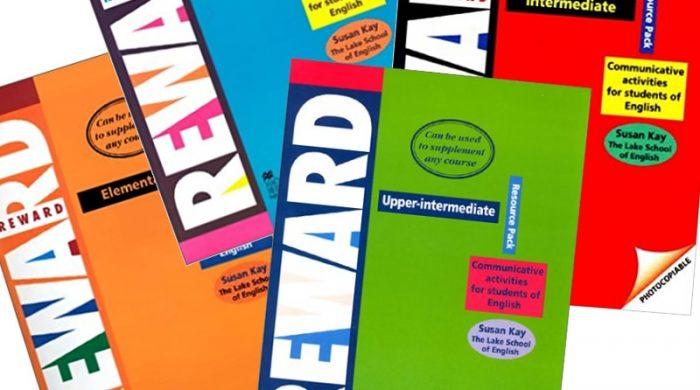 Reward books by Sue Kay